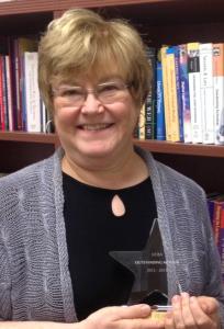 Judy Mentoring Award